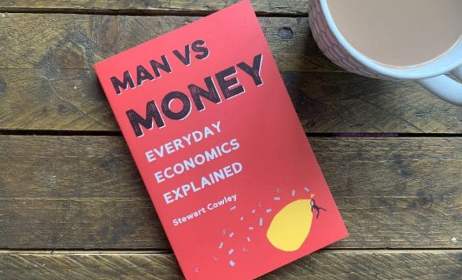 Man vs Money by Stewart Cowley Roseanna Sunley Business Books Reviews