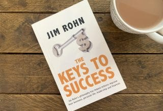 The Keys to Success by Jim Rohn Roseanna Sunley Book Reviews