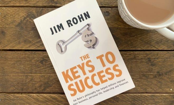 The Keys to Success by Jim Rohn Roseanna Sunley Book Reviews